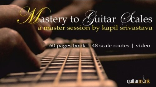 Mastery to Guitar Scales Book