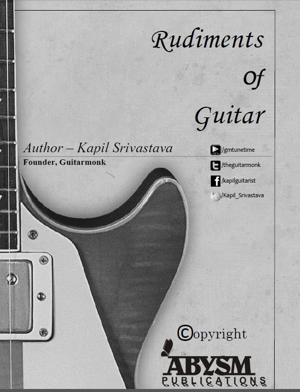 Rudiments of Guitar Book