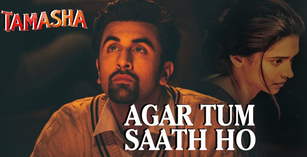 Sheet Music - Agar Tum Saath Ho (Tamasha) Chords, Tabs, How to Play Notes