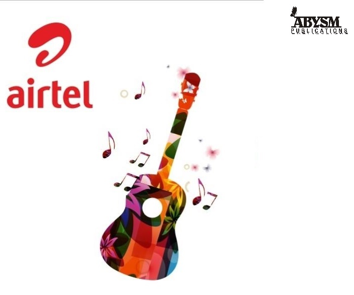 Sheet Music - Airtel Signature Tune Theme