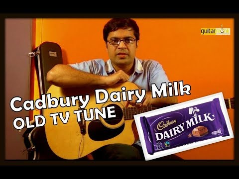 Sheet Music - Cadbury Dairy Milk Chocolate Signature Tune