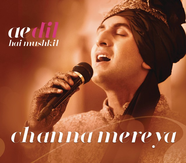 Sheet Music Channa Mereya Ae-Dil-Hai-Mushkil-Chords-Tabs-How-to-Play