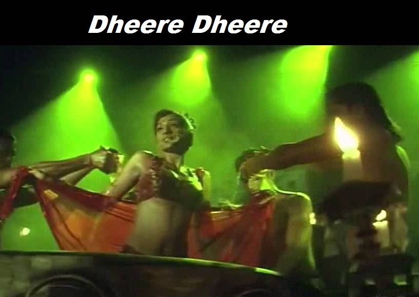 Sheet Music - Dheere Dheere (Kalyug) Chords, Tabs, How to Play Notes