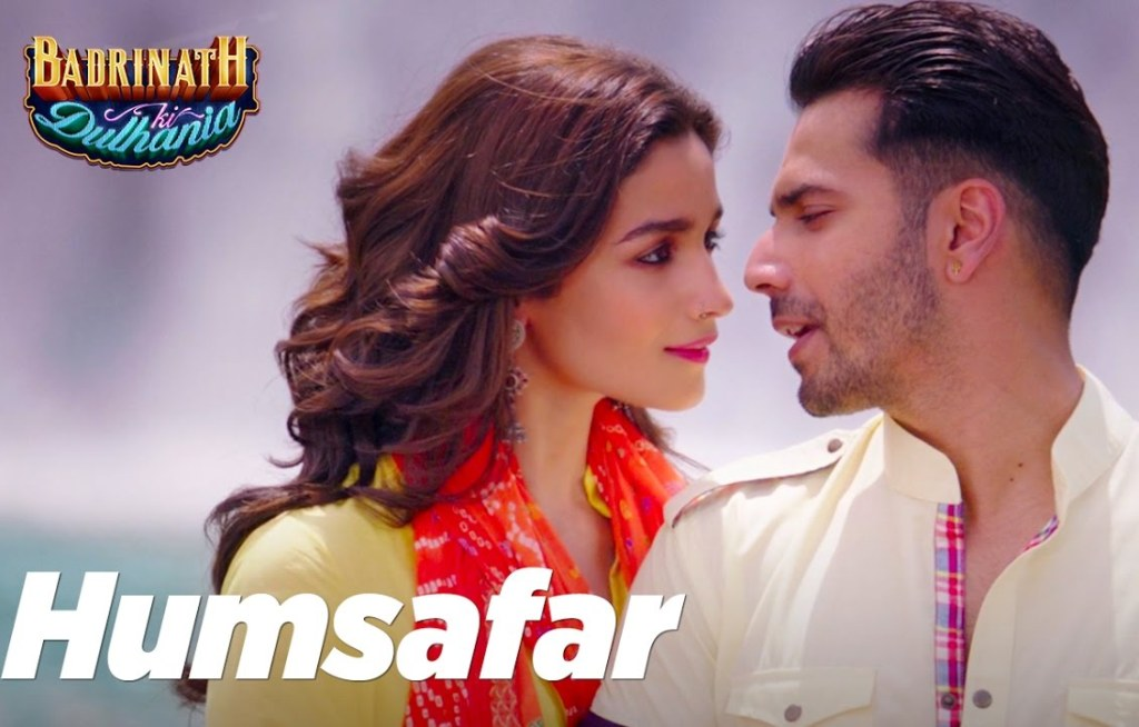 Sheet Music Humsafar Badrinath Ki Dulhania Chords Tabs How to Play Learn lessons