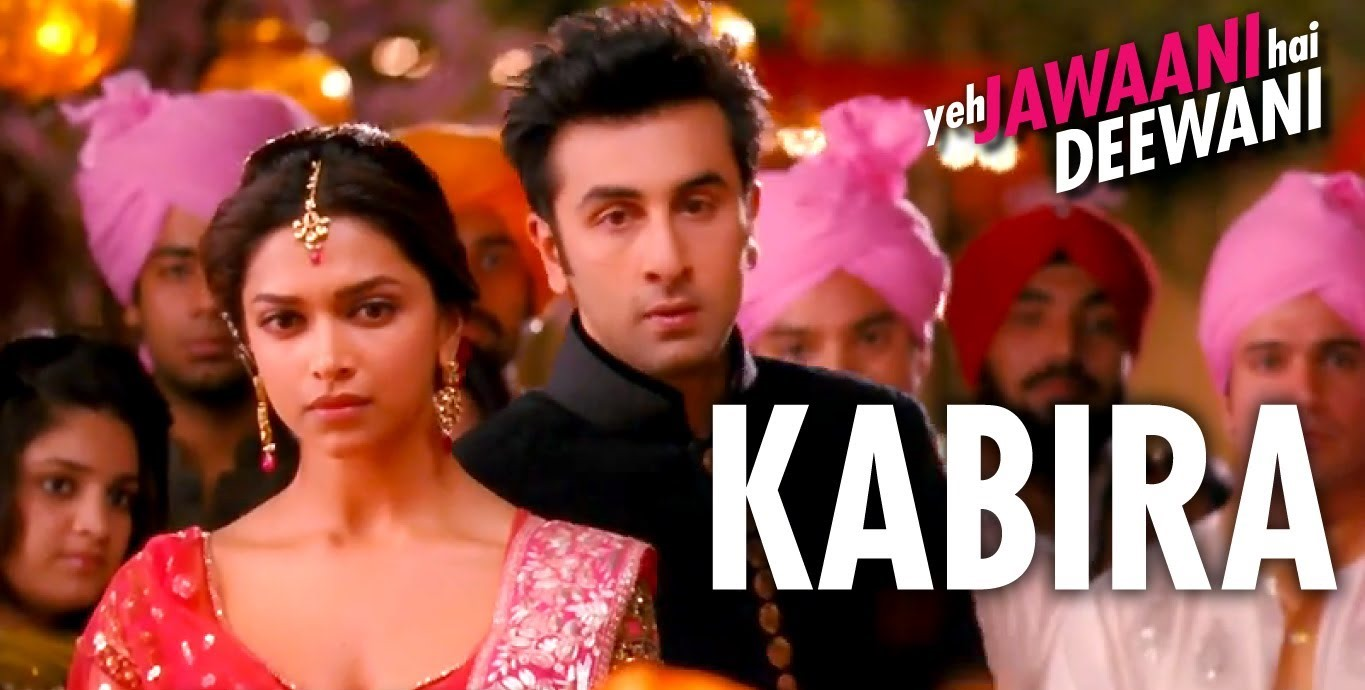 Sheet Music - Kabira (Yeh Jawaani Hai Deewani), Tabs, Chords, Notes
