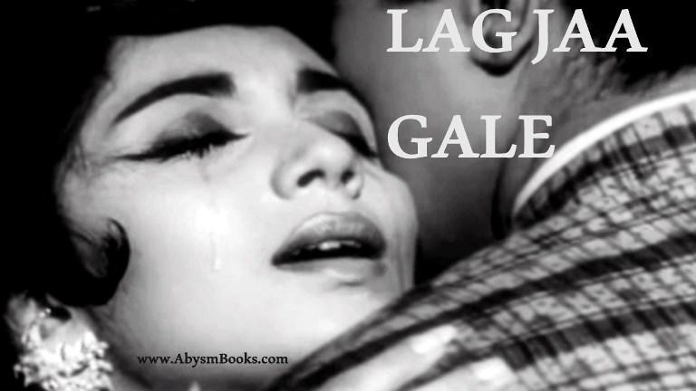 Sheet Music - Lag jaa Gale (Woh Kaun Thi) Notes, Tabs, Chords, Notations, Guitar