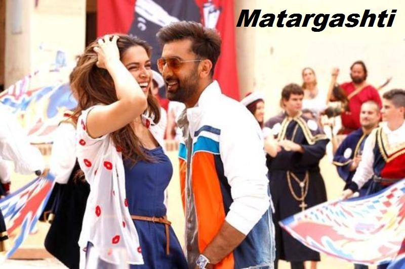 Sheet Music - Matargashti (Tamasha) Chords, Tabs, How to Play Notes