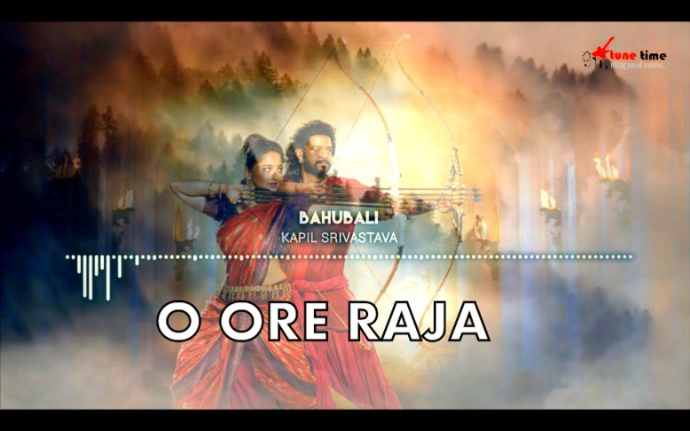 Sheet Music - Ore Oru Raja Veeron Ke Veer (BahuBali 2) Notes,Tabs,Guitar,Lesson