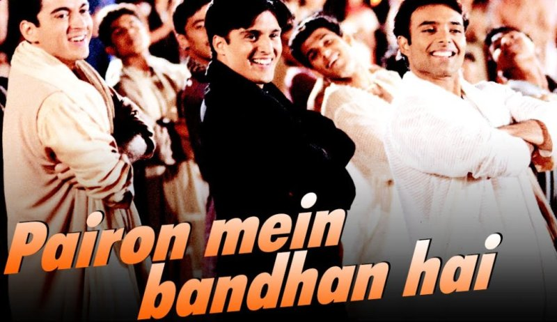 Sheet Music - Pairon Mein Bandhan Hai (Mohabbatein) Chords, Tabs, How to Play lessons learn