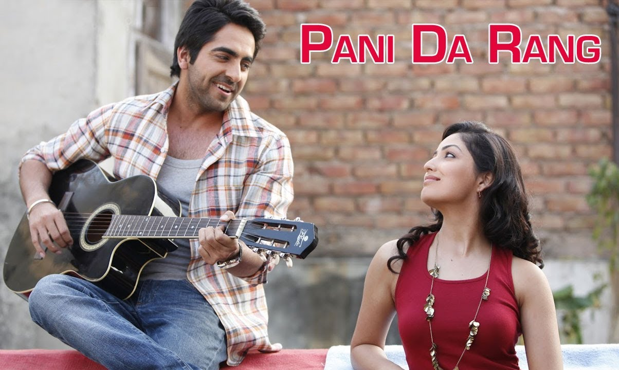Sheet Music - Pani Da Rang (Vicky Donor) Chords, Tabs, How to Play Notes