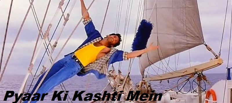 Sheet Music - Pyaar Ki Kashti Mein (Kaho Naa... Pyaar Hai) Chords, Tabs, How to Play Learn Lessons