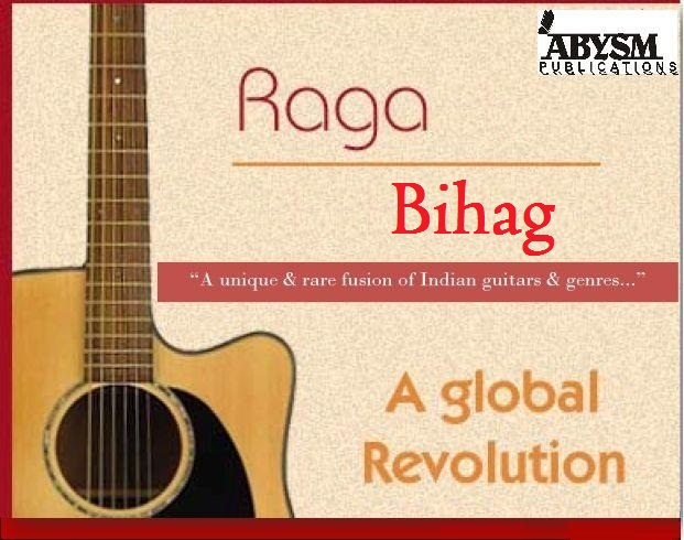 Sheet Music - Raga Bihag