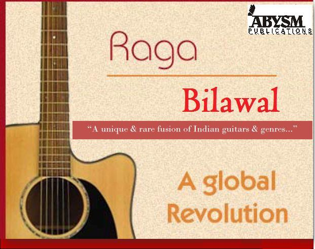 Sheet Music - Raga Bilawal