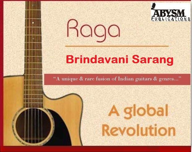 Raga Brindavani Sarang (Brindabani) | Notations, Taans, Ragas, Tabs ...
