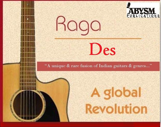Sheet Music - Raga Desh