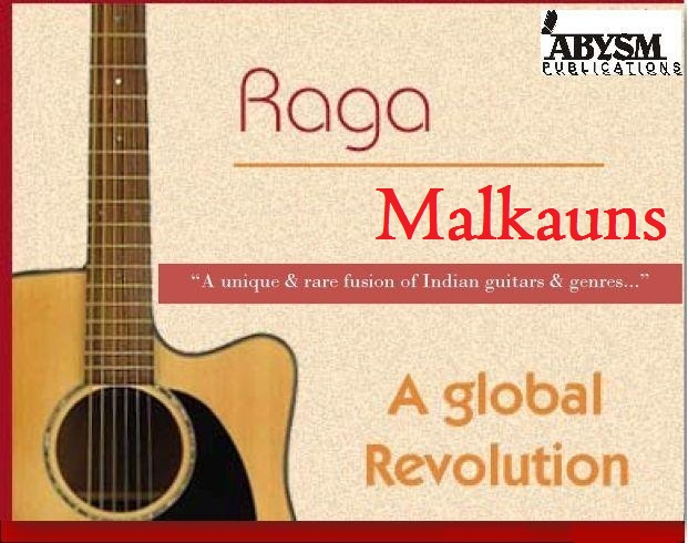 Sheet Music - Raga Malkauns | Malkaush | Hindolam | Guitar, Piano, Ragas, Notes