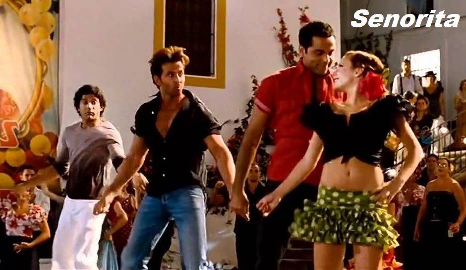 Sheet Music - Senorita (Zindagi Na Milegi Dobara) Chords, Tabs, How to Play Notes