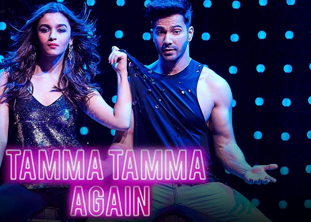 Sheet Music - Tamma Tamma Again (Badrinath Ki Dulhania) Chords, Tabs, How to Play Learn Lesson