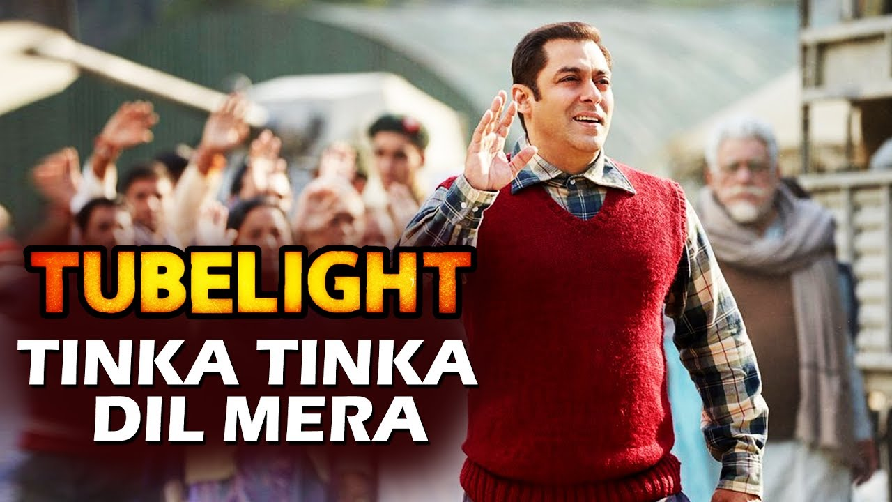 Sheet Music - Tinka Tinka Dil Mera Song Tabs Chords Tublelight