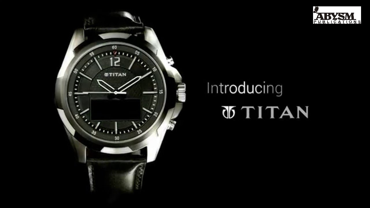 Sheet Music - Titan Watches Signature Theme