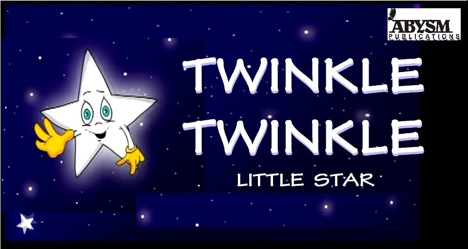 Sheet Music - Twinkle Twinkle Little Star