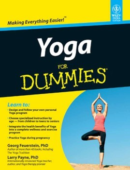 Yoga for Dummies, 2ed-book